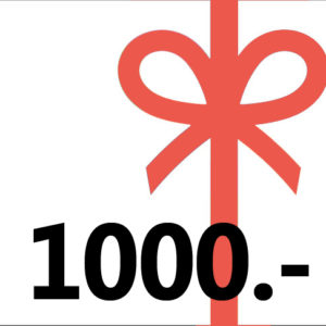 Gutschein 1000 kl