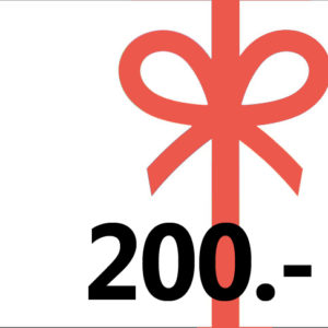 Gutschein 200 kl